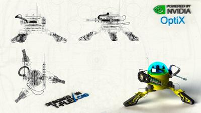 Робот вездеход разведчик РВР-01