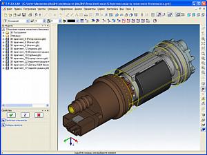 Моделирование топливных насосов бензиновых двигателей