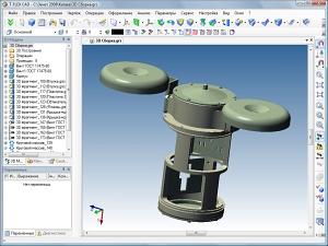 Моделирование корпуса для держателя механизма открытия