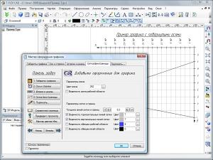 Автоматизация оформления графиков в T-FLEX CAD