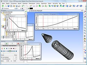 Проектирование и расчёт порохового ракетного двигателя и моделирование его использования на изделии