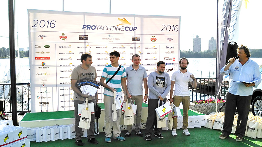 PROyachting CUP 2016